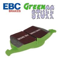 Sierra 'Solid Disc' EBC Green Stuff Brake Pads